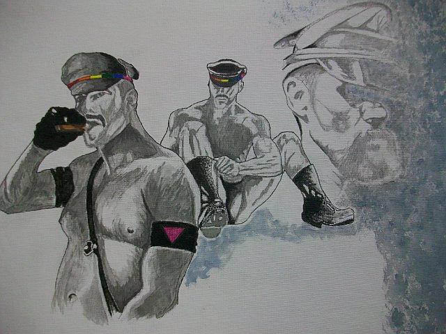 Leathermen by Kent Tahsequah