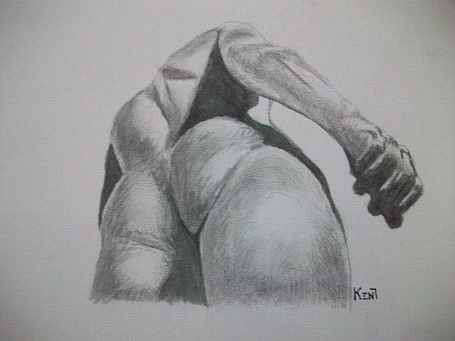 Stance by Kent Tahsequah