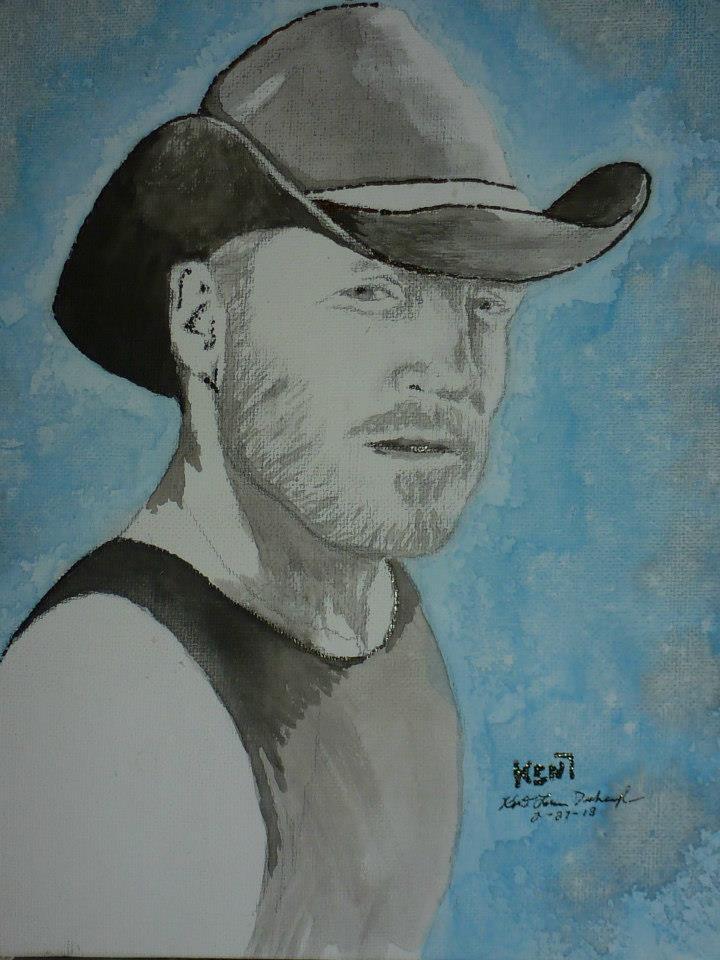 Cowboy Collin 2013 $100