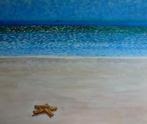 Star Fall by Kent Tahsequah $300